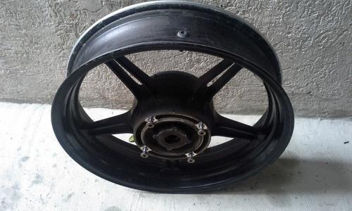 Imagem 1 de 9 de Roda Traseira Moto Honda Cb300 Freio A Disco  ( Aro )