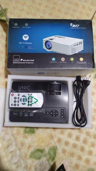 Mini Projetor Uc36+ (usado)
