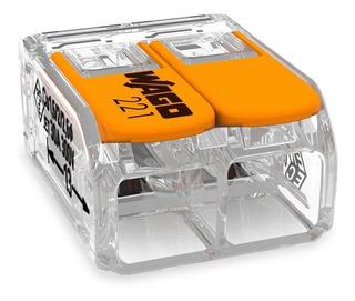 1 Kit Com 6 Unidades Conectores Para Chuveiro 221-612 Wago