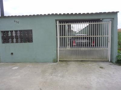 Ótima Casa Com 02 Dormitórios À Venda Em Mongaguá! Ref.:5203