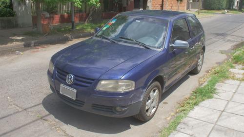 Volkswagen Gol 1.6 Trendline - Aire. Airbag - Papeles Al Día