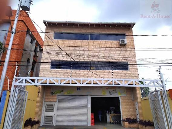 Edificio En Venta Centro Cabudare A Gallardo