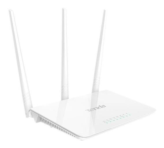 Router Tenda Wireless F3 300mbps 3 Ant - 5dbi - Omni-direcc