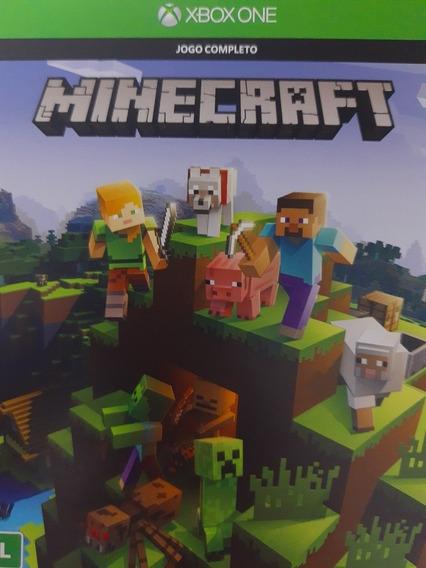 Minecraft Microsoft Xbox One