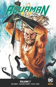 Aquaman Universo Dc Renascimento Ed 7