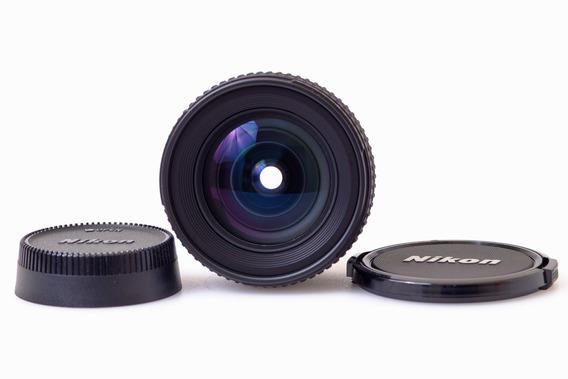 Lente Nikon 20mm F2.8 Af-d