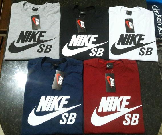 Camisa De Malha Masculina Nike Sb