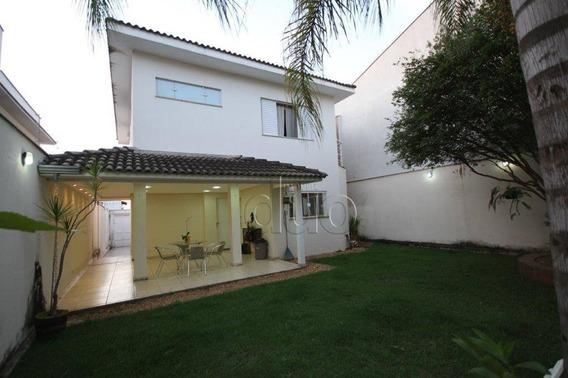 Casa Com 3 Dormitórios À Venda, 213 M² Por R$ 690.000,00 - Parque Santa Cecília - Piracicaba/sp - Ca3038