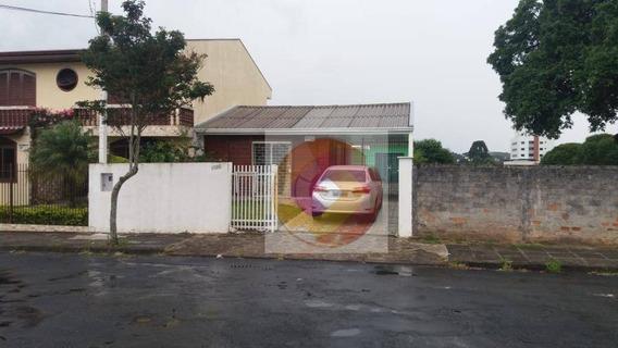 Casa Com 2 Dormitórios Para Alugar, 175 M² Por R$ 2.700,00/mês - Centro - Campo Largo/pr - Ca0149