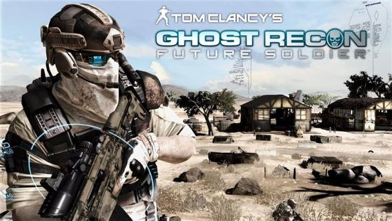 Ghost Recon Future Soldier Xbox360 Funciona Bloqueado Tambem