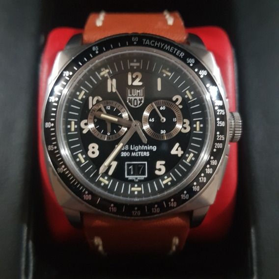 Reloj Luminox P-38 Lightning