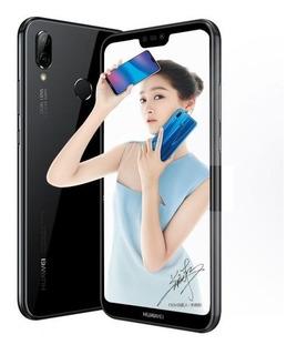 Huawei Nova 3e 128gb 4gb De Ram Brind Card 64gb E Capa
