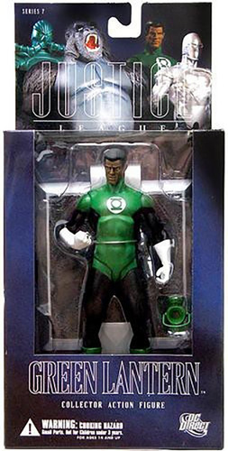 Imagem 1 de 6 de Dc Direct Alex Ross Justice Green Lantern John Stewart