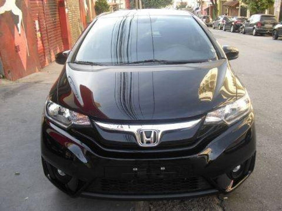 Honda Fit 1.5 Ex At. Completo