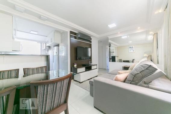 Apartamento No 1º Andar Com 3 Dormitórios E 2 Garagens - Id: 892937827 - 237827