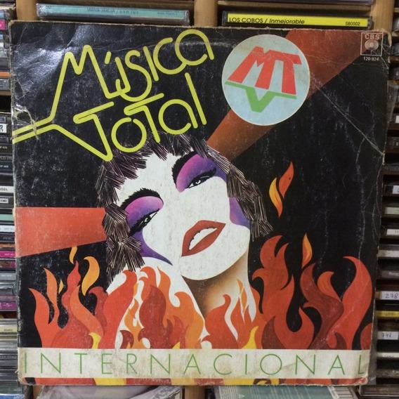Musica Total Mtv Ozzy Idol Europe Beastie Lp Vinilo