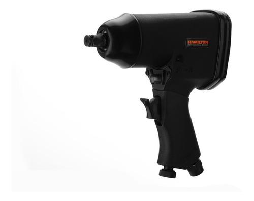 Llave Pistola Impacto Neumática Enc 1/2 310 Nm Hamilton Hn10
