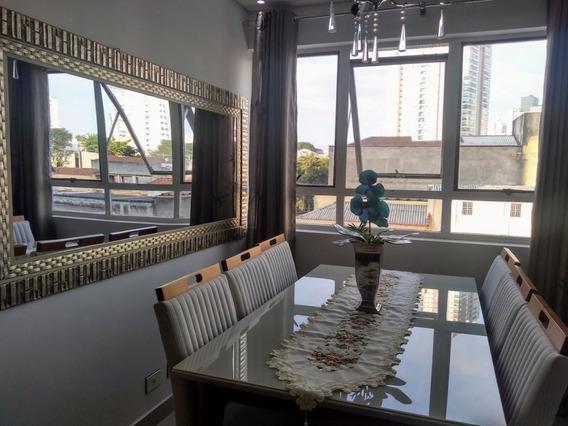 Apartamento Em Mooca, São Paulo/sp De 90m² 2 Quartos À Venda Por R$ 450.000,00 - Ap243131