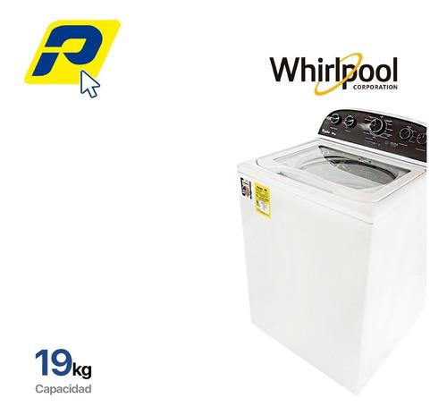 Lavadora Whirlpool 19kg Carga Superior