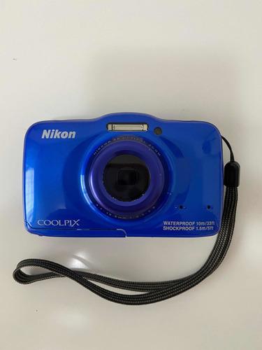Imagen 1 de 6 de Camara Nikon Coolpix