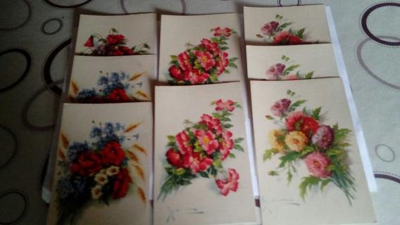Postales Antiguas Lote De 21