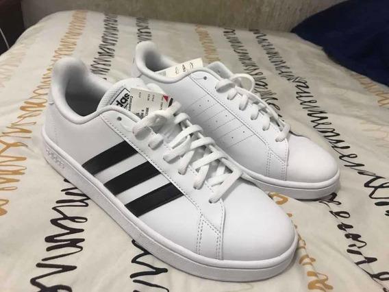 Tenis Blancos adidas Nuevos Originales Baratos En Oferta