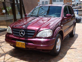Mercedes Benz Clase Ml 320 Version 4x4