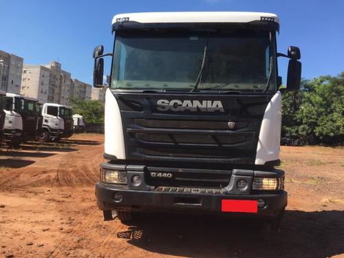 Imagem 1 de 13 de Scania G440 6x4 2017