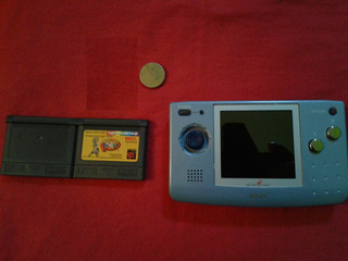 Consola Neo Geo Pocket Snk Monogromo Portátil Seminuevo 1998
