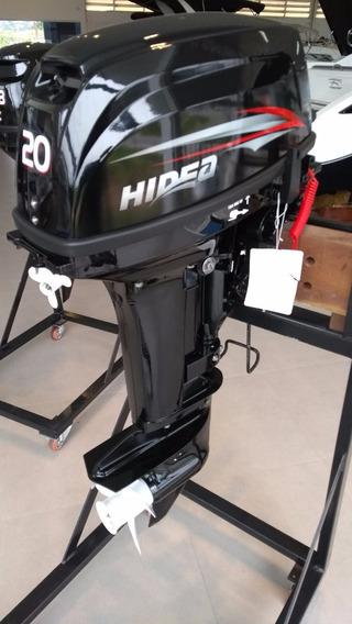 Motor Popa Hidea 20 Hp 2t Ñ Mercury