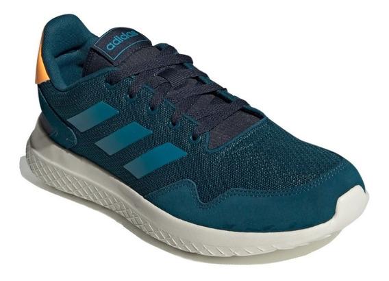 Zapatillas adidas Running Y Moda Hombre Archivo Azul Francia