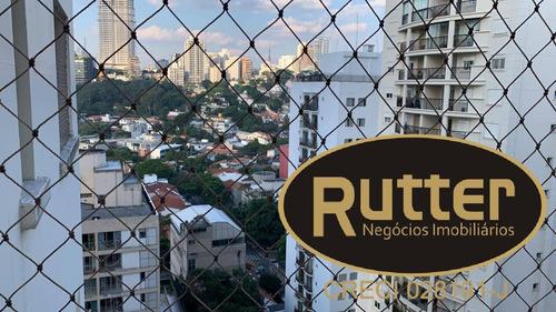 Imagem 1 de 13 de Apartamento Com 2 Dormitório, 1 Vaga Em Vl Madalena Por R$ 799.000,00 - 1122