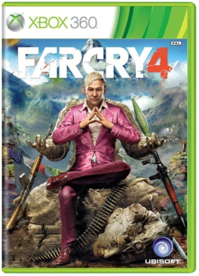 Far Cry 4 Xbox 360 Original
