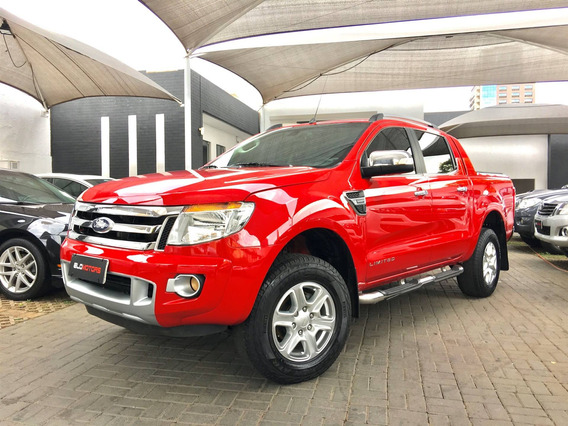 Ford Ranger 2.5 Limited 4x2 Cd 16v Flex 4p Manual