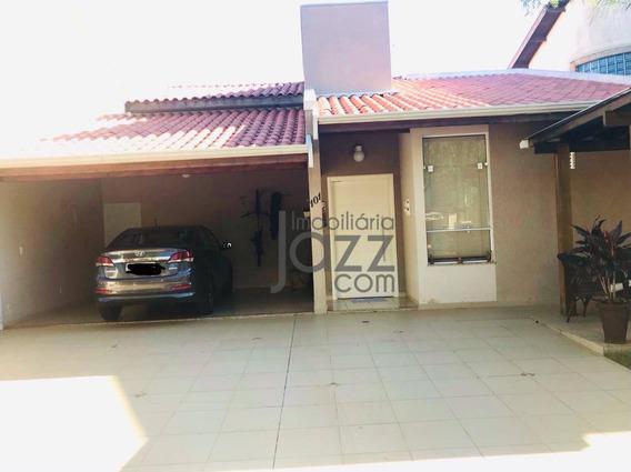 Charmosa Casa Com 3 Dormitórios À Venda, 163 M² Por R$ 680.000 - Jardim Okinawa - Paulínia/sp - Ca5947