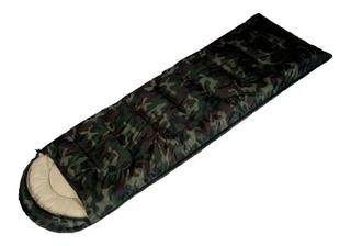 Saco De Dormir Camo Camuflado Exército Acampamento Echolife