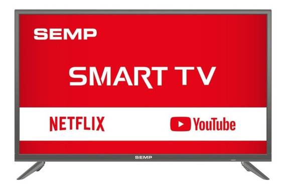 Smart Tv Led Hd 32 Polegadas Semp S3900s Pix90