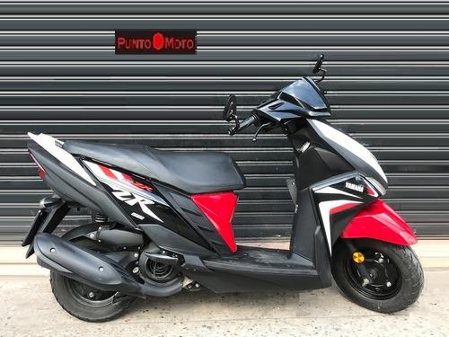 Yamaha Ray Zr Puntomoto 11-2708-9671