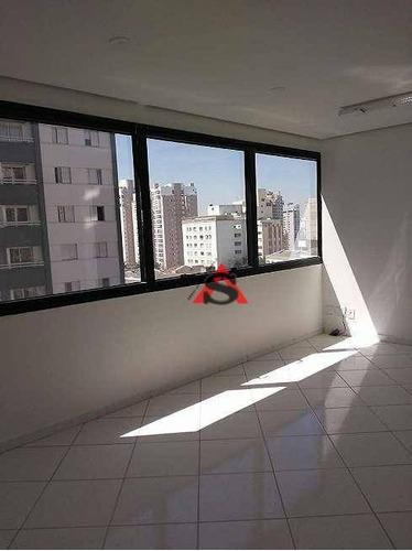 Sala Para Alugar, 40 M² Por R$ 1.550,00/mês - Jardim Vila Mariana - São Paulo/sp - Sa1276