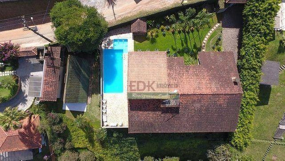 Sítio Com 3 Dormitórios À Venda, 2000 M² Por R$ 1.325.000 - Parque Santa Tereza - Santa Isabel/sp - Si0088