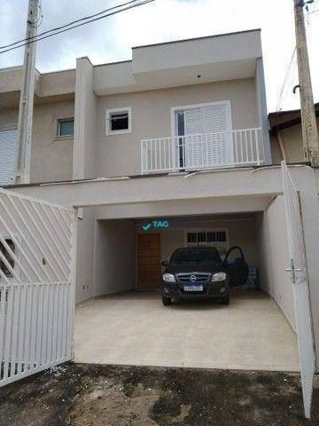 Casa Com 3 Dormitórios À Venda, 124 M² Por R$ 550.000,00 - Parque Jambeiro - Campinas/sp - Ca1010