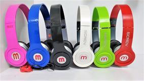 Fone De Ouvido Headphone Mex Am-569 Com Microfone
