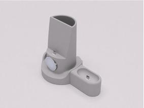 Suporte Dock Para iPhone Apple Iwatch E AirPods Relogio