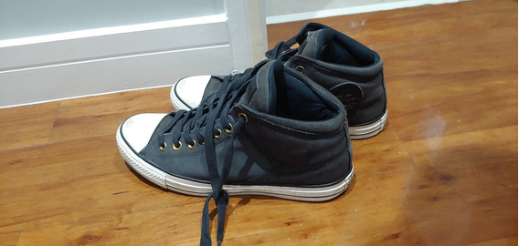 Tênis Converse High Top Leather