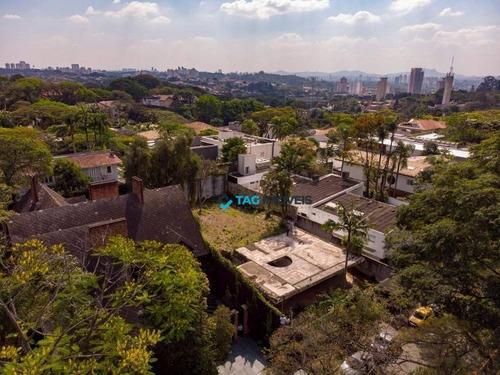 Imagem 1 de 6 de Terreno À Venda, 777 M² Por R$ 1.860.000,00 - Jardim Guedala - São Paulo/sp - Te0207