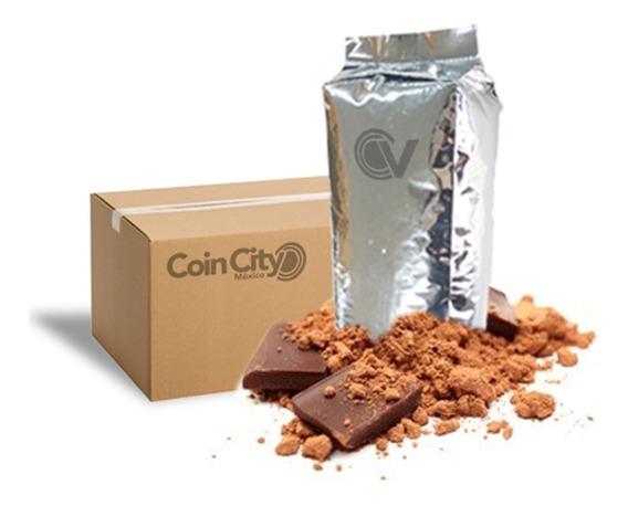 Caja De Chocolate En Polvo Vending