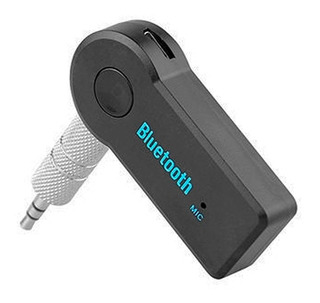 Adaptador Receptor Bluetooth 3.5mm Aux Carro Manos Libres