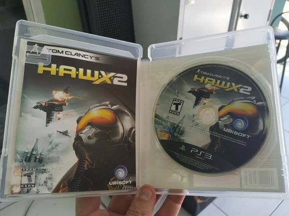 Game Tom Clancys Hawx2 Ps3 Blu-ray Disc Usado