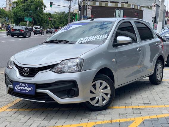 Toyota Etios X 1.3 Flex 16v 5p Mec. 2017/2018