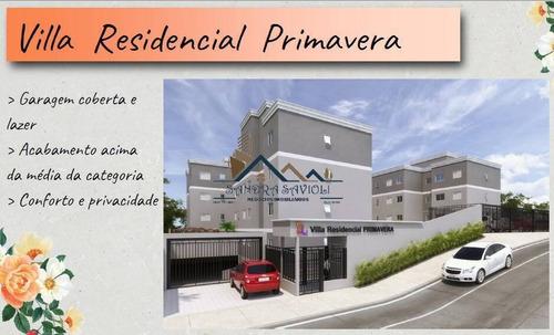 Oportunidade Em Cotia! Apartamentos Com Excelente Acabamento! - 466